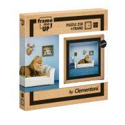 Clementoni 38500 Frame me up Puzzle kerettel - A ház ura (250 db)
