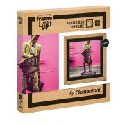 Clementoni 38501 Frame me up Puzzle kerettel - Pörögj fel (250 db)