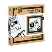Clementoni 38503 Frame me up Puzzle kerettel - Szerelmes dalok (250 db)