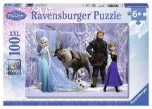 Ravensburger 10516 XXL puzzle - Jégvarázs (100 db-os)