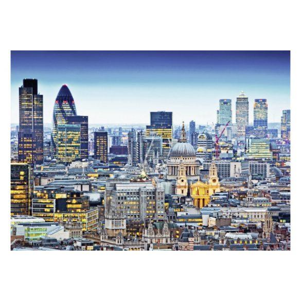 Ravensburger 19153 puzzle - London tetői felett (1000 db-os)