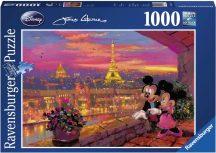 Ravensburger Disney puzzle - Naplemente Párizsban (1000 db-os) 19327