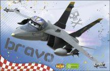 Ravensburger 09474 Disney mini puzzle - Repcsik BRAVO (54 db-os)
