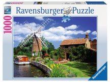 Ravensburger 15786 puzzle - Szélmalom (1000 db-os)