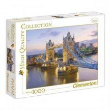 Clementoni High Quality puzzle - Tower Bridge (1000 db-os) 39022