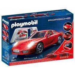 Playmobil 3911 Porsche 911 Carrera S. autó