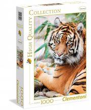 Clementoni 39295 puzzle - Szumátrai tigris (1000 db-os)