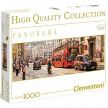 Clementoni 39300 High Quality Collection puzzle - London Panorama (1000 db-os)