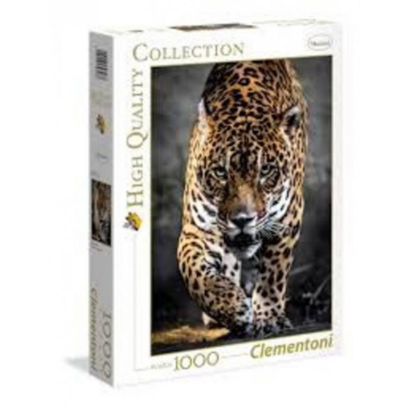 Clementoni 39326 High Quality Collection puzzle - Jaguár (1000 db-os)