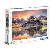 Clementoni 39367 High Quality Collection Puzzle - Mont-Saint-Michel (1000 db)
