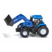 SIKU 1355 New Holland traktor rakodóval