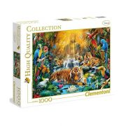 Clementoni 39380 High Quality puzzle - Misztikus Tigrisek (1000 db)
