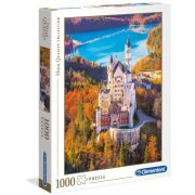 Clementoni 39382 High Quality Collection puzzle - Neuschwanstein kastély (1000 db)