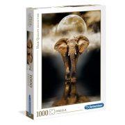 Clementoni 39416 High Quality Collection Puzzle - Elefánt (1000 db)