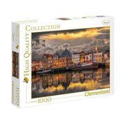 Clementoni 39421 High Quality Collection Puzzle - Meseszép Hollandia (1000 db-os)