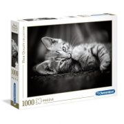 Clementoni 39422 High Quality Collection puzzle - Cica (1000 db)