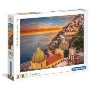 Clementoni 39451 High Quality Collection puzzle - Positano, Olaszország (1000 db)