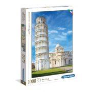 Clementoni 38455 High Quality Collection puzzle - Pisa, Olaszország (1000 db)