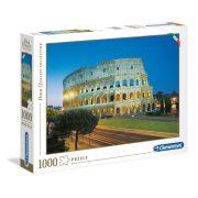 Clementoni 39457 High Quality Collection puzzle - Colosseum Róma, Olaszország (1000 db)