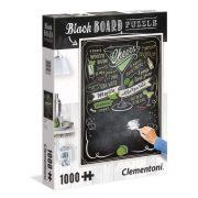 Clementoni 39467 Black Board Puzzle - Cheers (1000 db)
