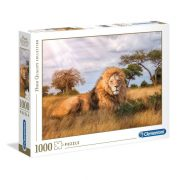 Clementoni 39479 High Quality Collection puzzle - A király (1000 db)