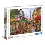 Clementoni 39482 High Quality Collection puzzle - Virágos Párizs (1000 db)