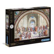 Clementoni 39483 Museum Collection Puzzle - Raffaello, Az athéni iskola (1000 db)