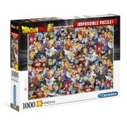 Clementoni 39489 Impossible puzzle - Dragon Ball (1000 db)