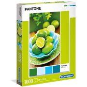 Clementoni 39492 Pantone puzzle - Lédús lime (1000 db)