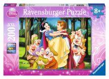 Ravensburger 127153 XXL puzzle - Hófehérke (200 db-os)