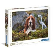Clementoni 39511 High Quality Collection puzzle - Charlie Brown (1000 db)