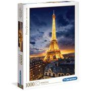 Clementoni 39514 High Quality Collection puzzle - Eiffel torony éjszaka (1000 db)