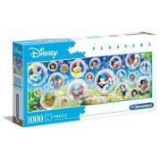 Clementoni 39515 Panoráma Puzzle - Disney klasszikusok (1000 db)