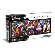 Clementoni 39516 Panoráma Puzzle - Disney gonoszok (1000db)