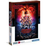 Clementoni 39543 puzzle - Stranger Things 2 (1000 db)