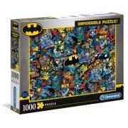 Clementoni 39575 Impossible puzzle - Batman (1000 db)
