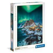 Clementoni 39601 High Quality Collection puzzle - Lofoten-szigetek (1000 db)