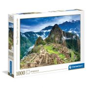 Clementoni 39604 High Quality Collection puzzle - Machu Picchu (1000 db)