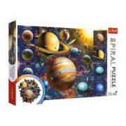 Trefl 40013 Spirál puzzle - Naprendszer (1040 db)
