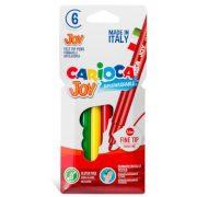 Carioca Vékony filctoll szett (6 db-os)