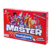 Go Master - Youtubers társasjáték