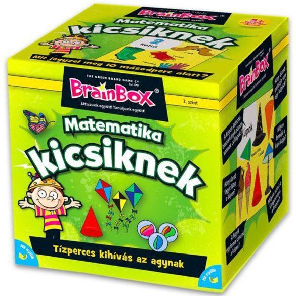 BrainBox Matematika kicsiknek társasjáték