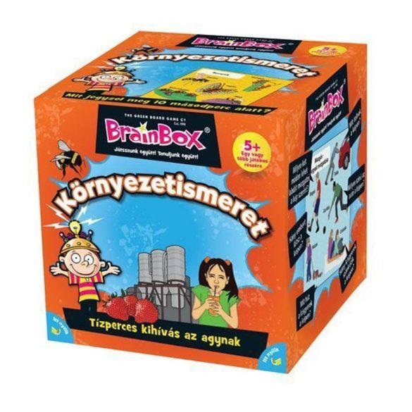 BrainBox Környezetismeret társasjáték