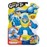 Goo Jit Zu hősei nyújtható akciófigura - Thrash, a cápa (12 cm)