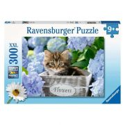 Ravensburger 12894 XXL Puzzle - Kiscica (300 db-os)