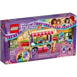 LEGO Friends 41129 Vidámparki hotdog árus