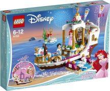 LEGO Disney Princess 41153 Ariel királyi ünneplő hajója