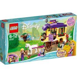 LEGO Disney Princess 41157 Aranyhaj utazó lakókocsija