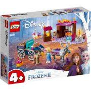 LEGO Disney Jégvarázs 41166 Elsa kocsis kalandja
