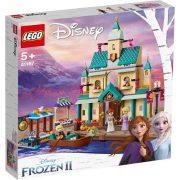 LEGO Disney Jégvarázs 41167 Arendelle faluja